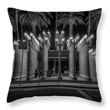 Load image into Gallery viewer, Lights Up - Throw Pillow