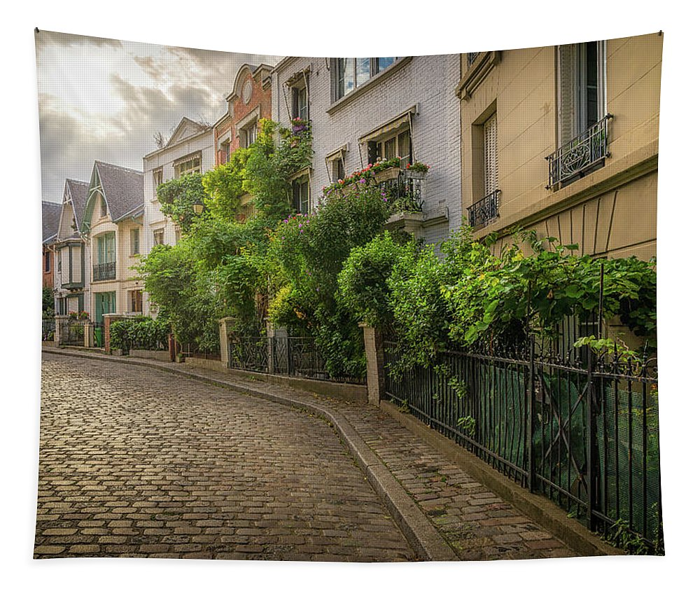 Montmartre - Tapestry