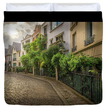 Load image into Gallery viewer, Montmartre - Duvet Cover