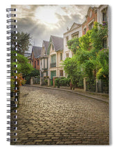 Load image into Gallery viewer, Montmartre - Spiral Notebook