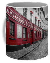 Load image into Gallery viewer, Montmartre Street - Mug