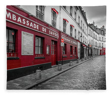 Load image into Gallery viewer, Montmartre Street - Blanket