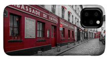 Load image into Gallery viewer, Montmartre Street - Phone Case