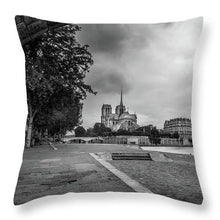 Load image into Gallery viewer, Notre Dame - Throw Pillow