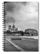Load image into Gallery viewer, Notre Dame - Spiral Notebook