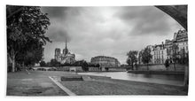 Load image into Gallery viewer, Notre Dame - Beach Towel