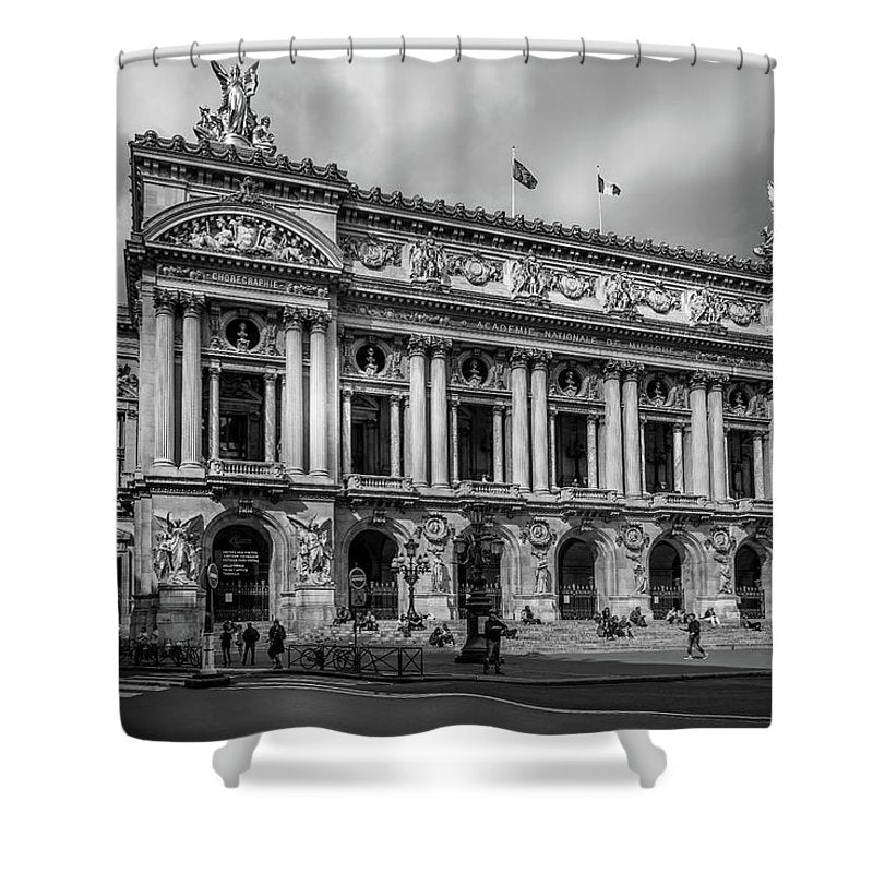 Opera - Shower Curtain