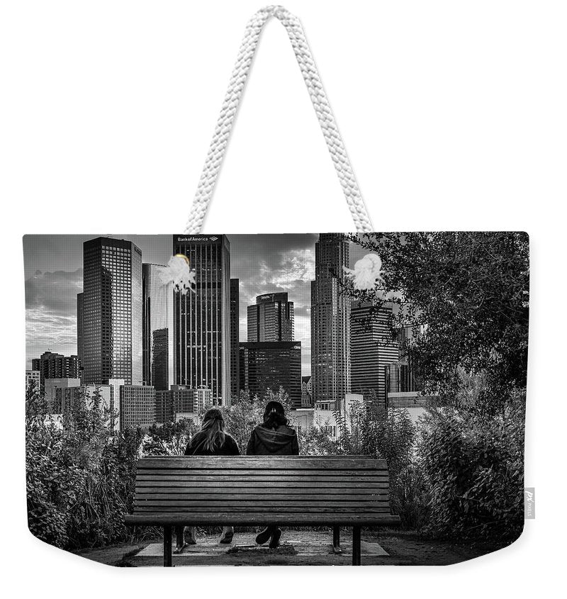 Pic in Pic - Weekender Tote Bag