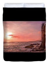 Load image into Gallery viewer, Pirates Tower - Duvet Cover