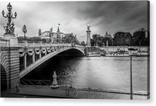 Load image into Gallery viewer, Pont Alexandre III - Acrylic Print