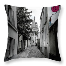 Load image into Gallery viewer, Red Balloon - Throw Pillow