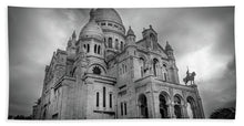 Load image into Gallery viewer, Sacre Coeur - Beach Towel