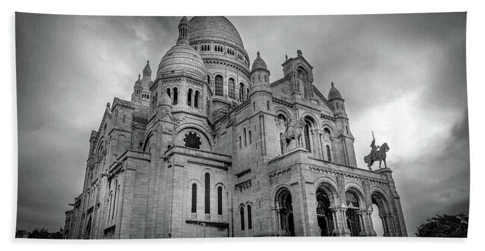 Sacre Coeur - Beach Towel