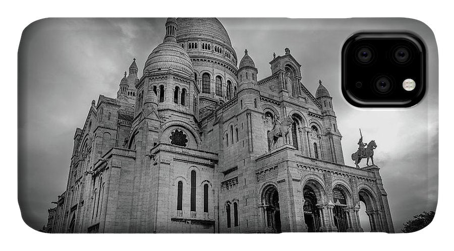 Sacre Coeur - Phone Case