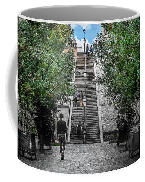 Stairways to Heaven  - Mug