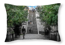 Load image into Gallery viewer, Stairways to Heaven  - Throw Pillow