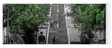 Load image into Gallery viewer, Stairways to Heaven  - Yoga Mat