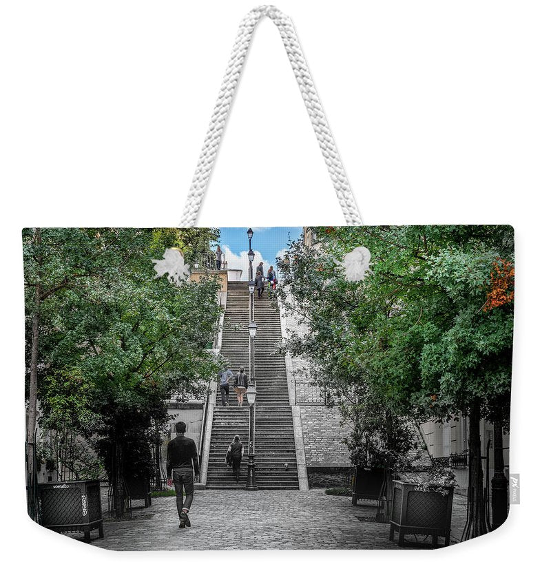 Stairways to Heaven  - Weekender Tote Bag