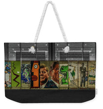 Load image into Gallery viewer, The Wall - Weekender Tote Bag