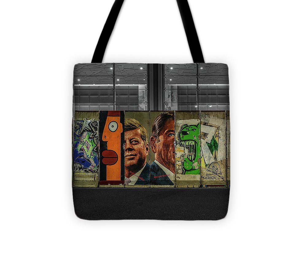 The Wall - Tote Bag