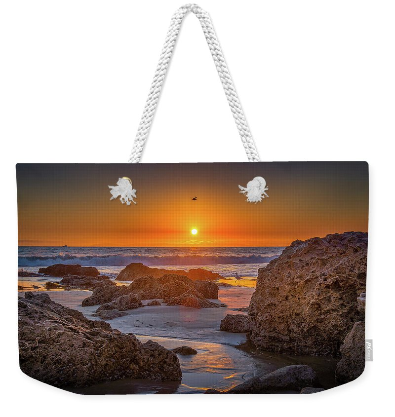 Through the light - Weekender Tote Bag