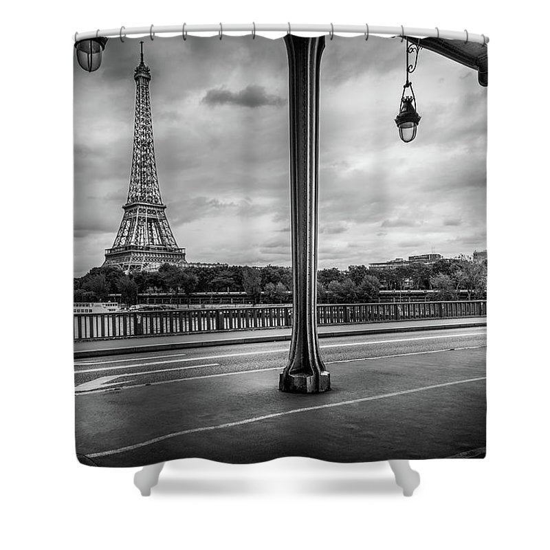 Under the Bridge  - Shower Curtain