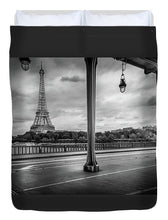 Load image into Gallery viewer, Under the Bridge  - Duvet Cover