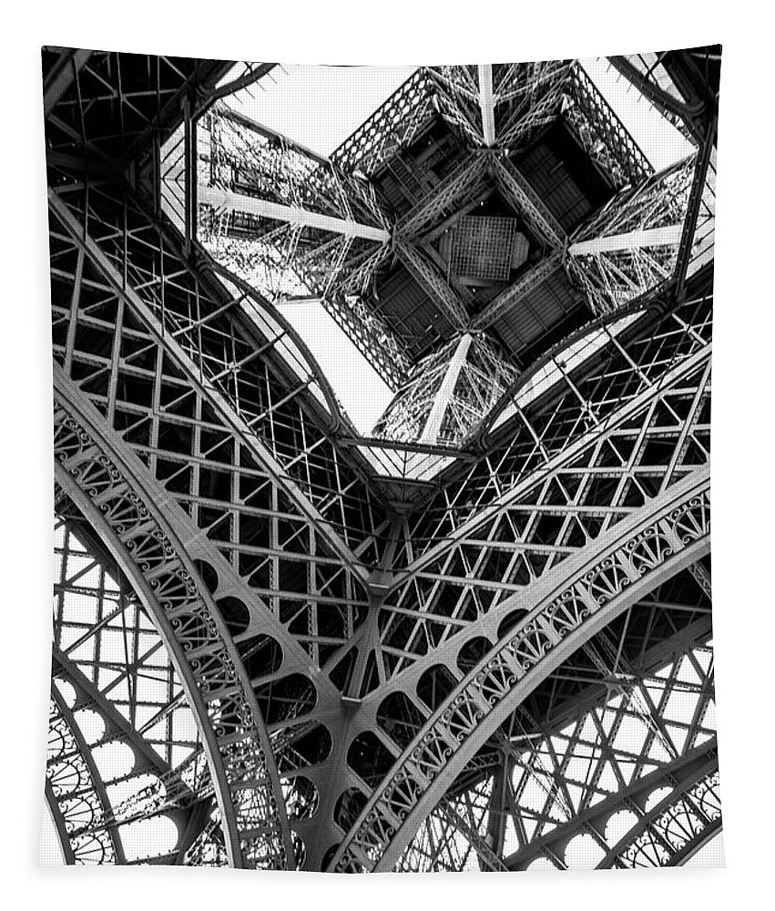 Under the Eiffel Tower - Tapestry