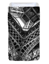 Load image into Gallery viewer, Under the Eiffel Tower - Duvet Cover