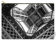 Load image into Gallery viewer, Under the Eiffel Tower - Carry-All Pouch