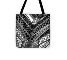 Load image into Gallery viewer, Under the Eiffel Tower - Tote Bag