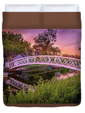 Load image into Gallery viewer, Venice Bridge - Duvet Cover