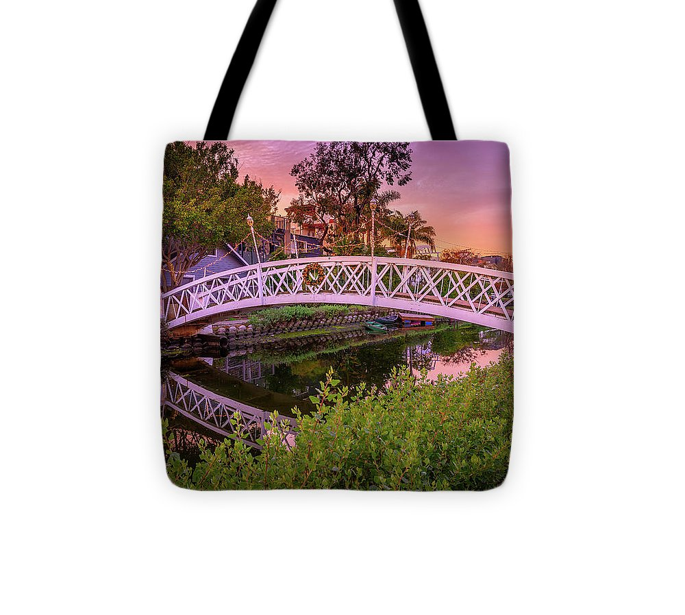 Venice Bridge - Tote Bag