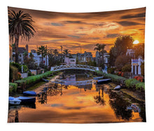 Load image into Gallery viewer, Venice Canal - Tapestry
