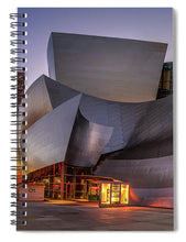Load image into Gallery viewer, Walt Disney Concert Hall - Spiral Notebook