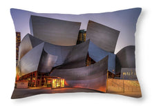 Load image into Gallery viewer, Walt Disney Concert Hall - Throw Pillow