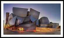 Load image into Gallery viewer, Walt Disney Concert Hall - Framed Print