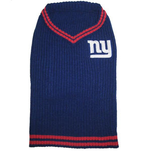 NY Giants Sweater Vest