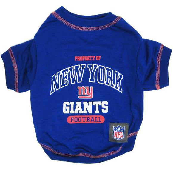 NY Giants Tee Shirt