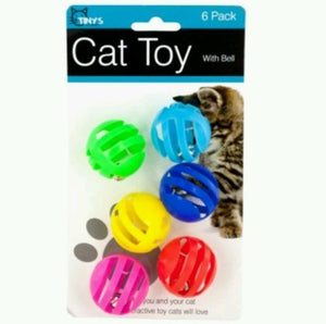 Cat toy with Bells
