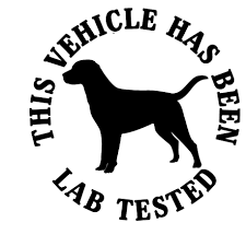 This vehicle has been lab tested