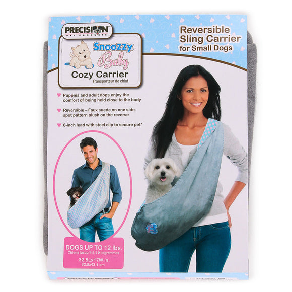 Snozzy baby cozy carrier
