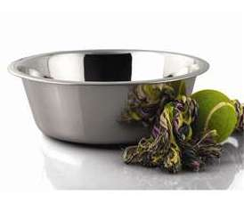 ETHICAL STAINLESS STEEL BOWL 3 or 5 qt