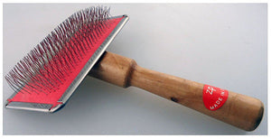Sliker steel wire brush