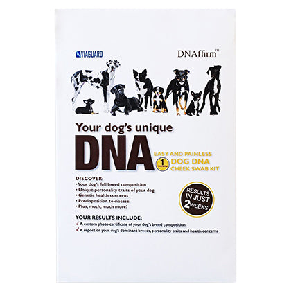 Via-Guard Dog DNA test