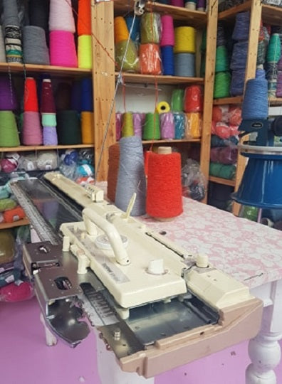 Knitting Machine Studio Hire