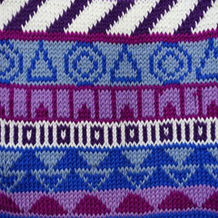 Chunky Fairisle Crewneck - Jumper - Megan Crook