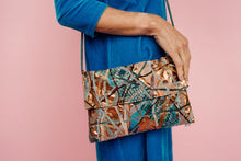 Load image into Gallery viewer, Embellished Handbag in Bronze