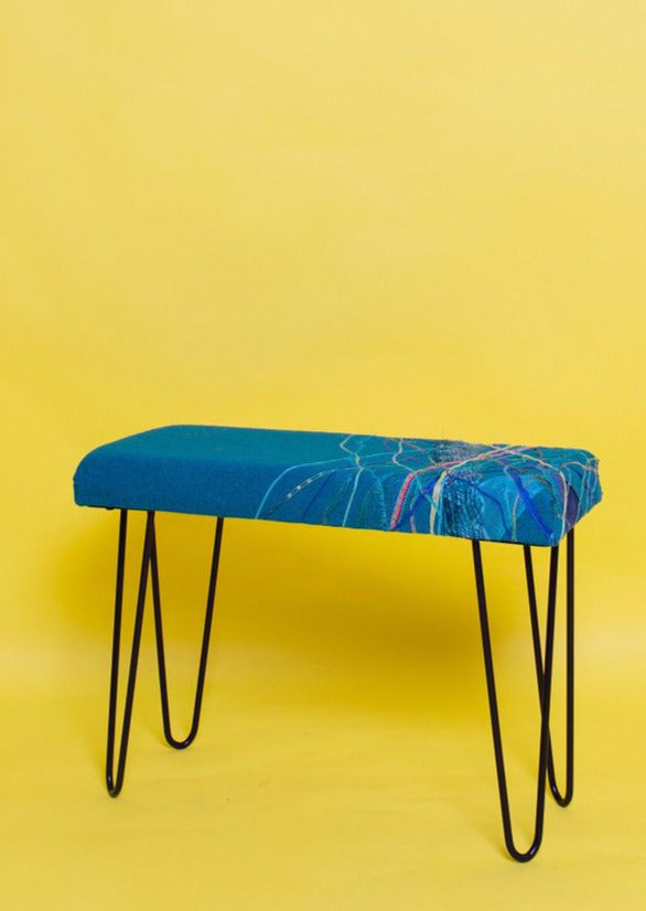 Embellished Bench -  - Megan Crook