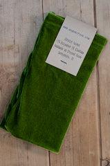 Wrist Warmers Set in Olive Green